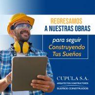 Reinicio de obras Senderos de San Silvestre y Cerritos Reservado